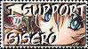 I Support Sisero by Chinchikurin