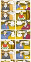 +Phoenix Wright+ -Comic- by Chinchikurin