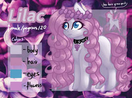 ||Lilac|| reference sheet by milka222333