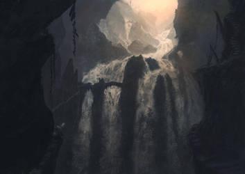 Of the Gray Pilgrim's Life by Crocorax