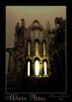 Whitby Abbey by RowanLewgalon