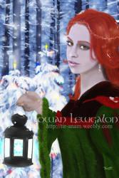 Keeper of the Yule Light by RowanLewgalon