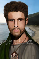 St. Jude Thaddaeus by RowanLewgalon