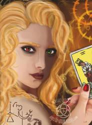 The Fortune teller by RowanLewgalon