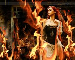 -+-Burn to a Cinder-+- by TalviEnkeli