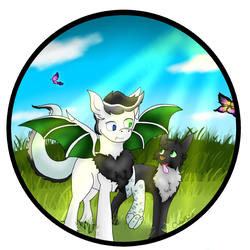 Gift : Loki by OmbralTheCat