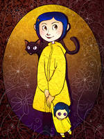 Coraline by maskofmemories