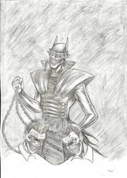 Batman Metal by jorgemarinha