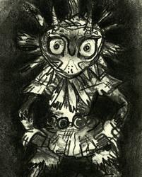 Skullkid by Mebuu