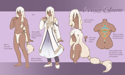 orrian ref by MARSH