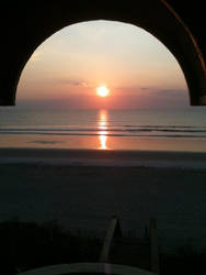 Sunrise at Ponte Vedra by mobile707