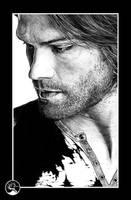 Jared Padalecki - Sam Winchester by noctemus