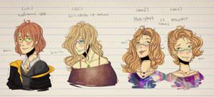 La familia de la Lori by Niea-tan