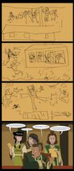How Sokka Saw It by swan-swan