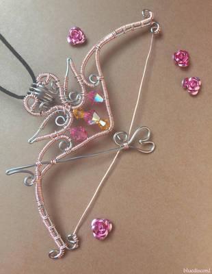 Fairy Archer by craftsbyblue
