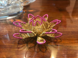 Golden Lotus by craftsbyblue