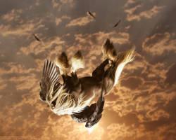 .:FALLING:. by horsecrazycool