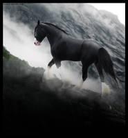 mercy of me. by horsecrazycool