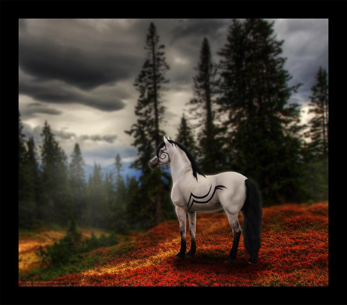 last breath of faith. by horsecrazycool