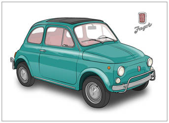 Fiat Jagst by pixelpsycho