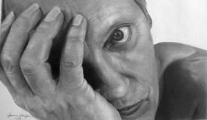 Self-Portrait by jjkiefer