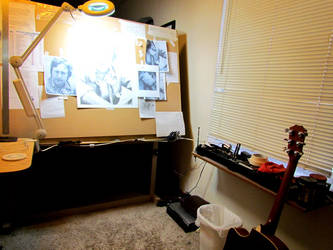My Workspace by jjkiefer