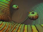Psychedelic Mushrooms by jjkiefer