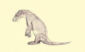 Scaloposaurus by Kahless28