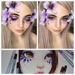 Flowers by LovelyLiar