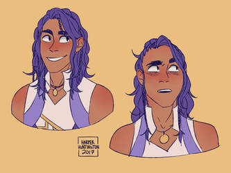 Ludus doodles by staarpiece