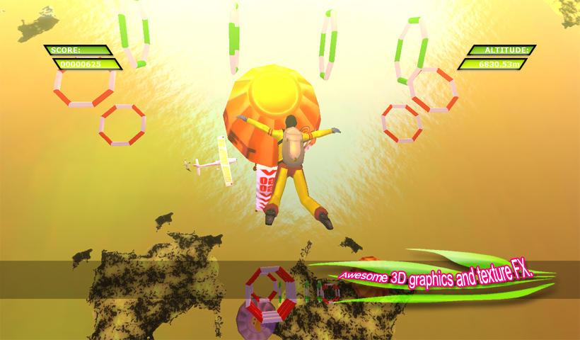 HIGH JUMP 3D - Screenshot 01 by Nurendsoft