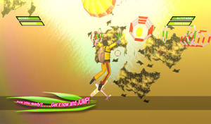 HIGH JUMP 3D - Screenshot 04 by Nurendsoft