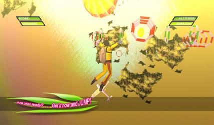 HIGH JUMP 3D - Screenshot 04 by Nurendsoft