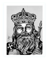 King of Arts by BonoMourits