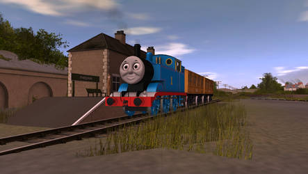 SI3D New 2012 Thomas Model by TheYoshiPunch
