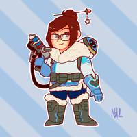 Mei by nyatche