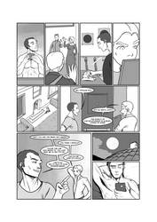 Page from my anthology by MatteoPrayer