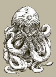 Octopus by Prinsler