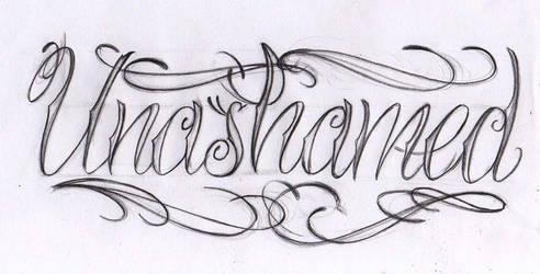 Unashamed sketch by WillemXSM