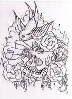 sketch unfinished by WillemXSM