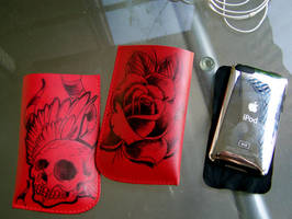 iPhone iPod cover 2 by WillemXSM