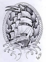Death Fresh ship by WillemXSM