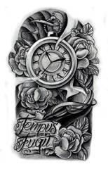 Commission - Clock design by WillemXSM