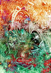 Hierofant by Don-Mirakl
