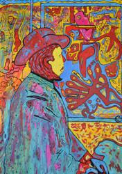Paul Gauguin by Don-Mirakl