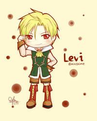 Art trade - Levi by mist2ri-ell