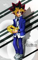 Yugioh DM @ Yuugi SC (Duelist Kingdom) by ElfBean
