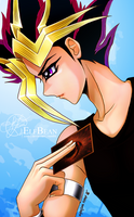 Yugioh DM @ Resolve by ElfBean