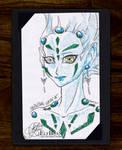Sketchbook #29 - Astral by ElfBean