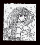 Sketchbook #37 - Brittle by ElfBean